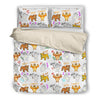Bulldog Bedding Set 2010