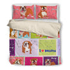 Bulldog  2610 Cute Bedding Duvet