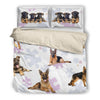 German Shepherd Bedding Set 1710s1