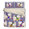 Samoyed Bedding Set F3010