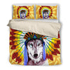 Wolf Bedding Set 1210s3