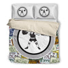 Barbell Bedding Set C57HBT