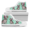 French Bulldog Hightop Women TP30