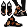 Shar Pei Women's Sneakers DL 2106