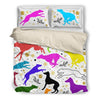Greyhound Bedding Set 0119s2