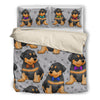 Rottweiler Bedding Set F3010