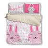Rabbit Bedding Set 1010 VS1