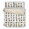 Doberman Bedding Set 2010