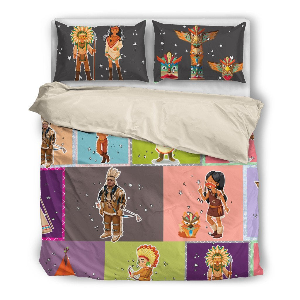 Native American Bedding Sets.Native American Bedding Set 3010