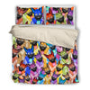 German shepherd Bedding Set 269a