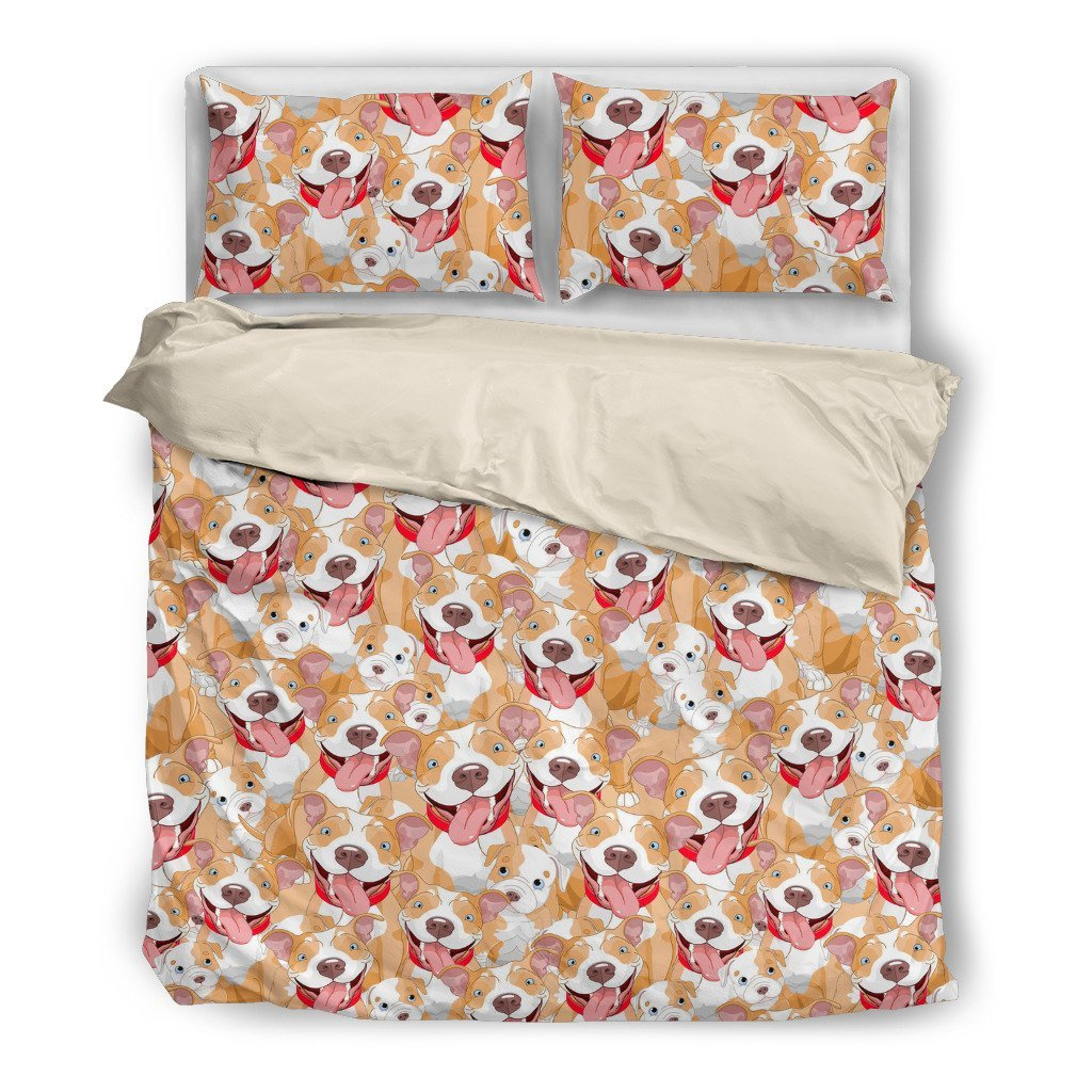Bully Dog Bedding Set 0110a