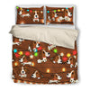 Basset Hound Bedding Set B73