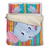 Elephant Bedding Set A70