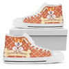 Corgi  High Top Women White De30pt
