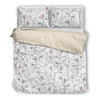 Samoyed Bedding duvet 2709