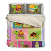 Turtle Bedding Set 2710s1