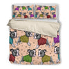 Boston Terriers Bedding Set 2810 VS2