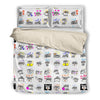 Schnauzer Oh Bedding Set 2310p2