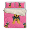 Doberman Bedding Set A91