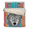 Wolf Bedding Set A78