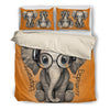 Elephants1 Bedding Set 1010s3