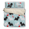 Westie Bedding Set 2010s1