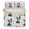 Boston Terrier Bedding Set C17N