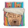 Shar Pei Bedding Set A24