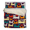 Cat Bedding Set P57