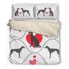 Greyhound Bedding Set 1710