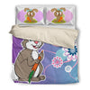 Rabbit Bedding Set 2110