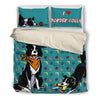 Border Collie Bedding Set B92