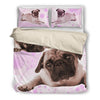Pug Bedding Set 1710p2