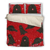 Newfoundland 1810 Christmas Bedding duvet