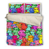 Jack russell Bedding Set 269a