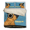French Bulldog 1 Bedding Set 2110h1