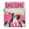 Beagle Bedding Set A89