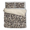 IRISH WOLFHOUD Bedding set 289v2