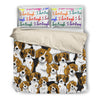 Beagle Bedding Set B74