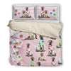 Weimaraner Bedding Set 3110va1c