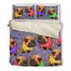 Pug Bedding Set C3010