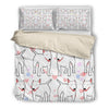 Bull  terrier Bedding Set 1410n1