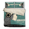Schnauzer Bedding Set 2110s4