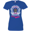 Cane corso Nobody's Perfect Tshirt 3516 LAT Ladies' Fine Jersey T-Shirt