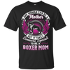 Boxer Mom Tshirt G200 Gildan Ultra Cotton T-Shirt