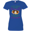 Cavalier  Every Snack Tshirt 3516 LAT Ladies' Fine Jersey T-Shirt