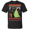 Doberman Christmas T-shirts G200 Gildan Ultra Cotton