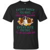 Cavalier  Every Snack Tshirt G200 Gildan Ultra Cotton T-Shirt