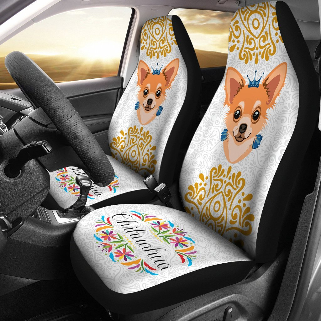 Chihuahua Car Seat Covers 0503DL