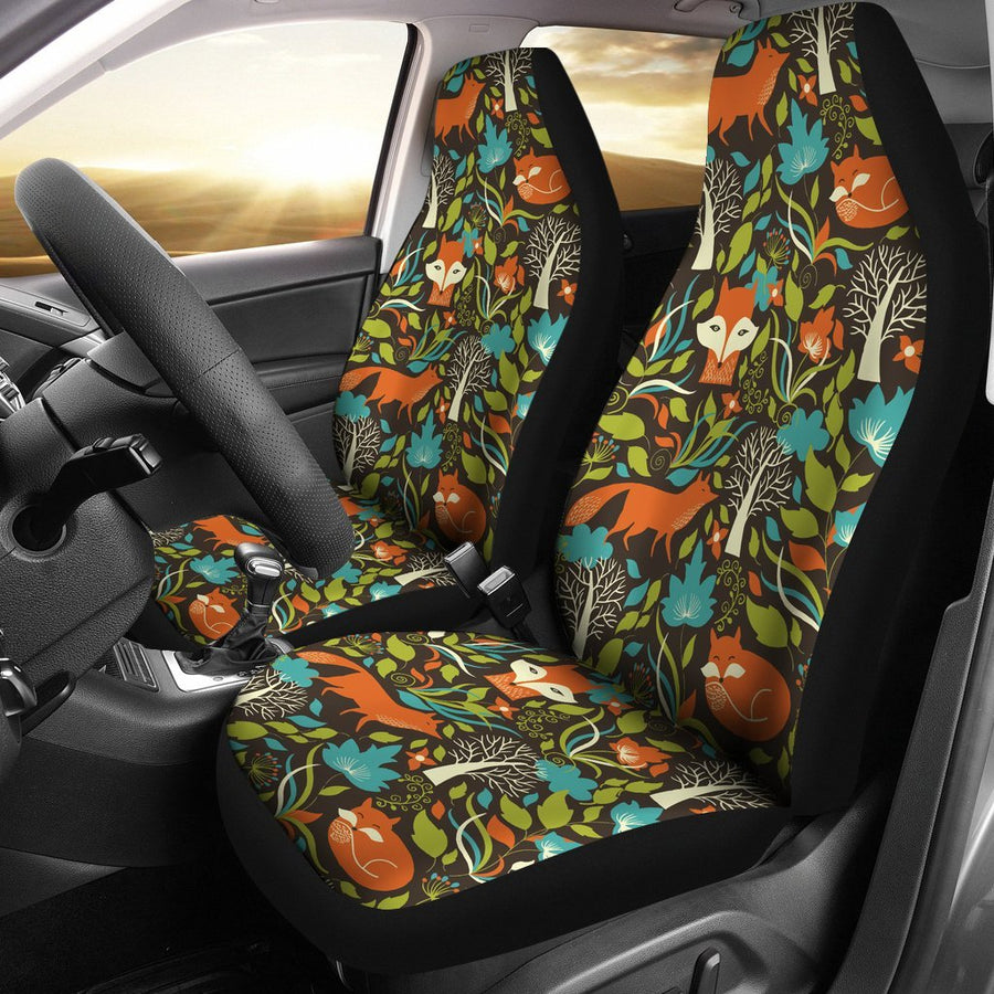 Fox Car Seat Covers 1303VA - Otte Design